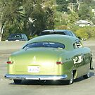 GREEN MACHINE; San Diego FWY; CA USA by leih2008