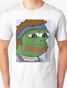 Pepe smoke frog  T-Shirt