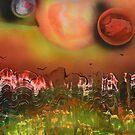Alien World by George Hunter