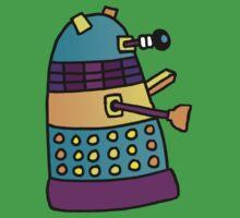 Dalek 01 Baby Tee