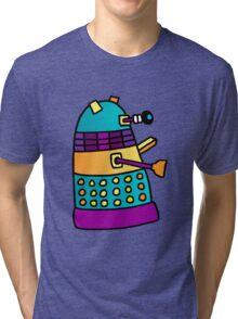 Dalek 01 Tri-blend T-Shirt