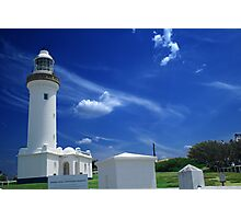 Norah Head Light House Photographic Print