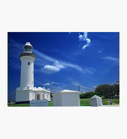 Norah Head Light House Photographic Print