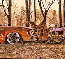 Bushfires a Timely reminder by KeepsakesPhotography Michael Rowley