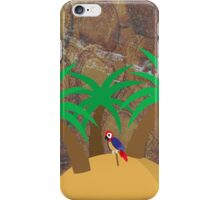 tweeting alone for iphone iPhone Case/Skin