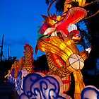 Dragon - Chang Mai, Thailand by Cameron Christie