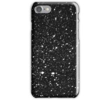Snowflakes In the Night iPhone Case/Skin