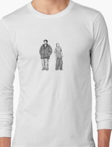 Chris Partlow and Snoop Long Sleeve T-Shirt