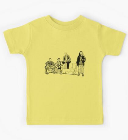 The Couch Kids Tee