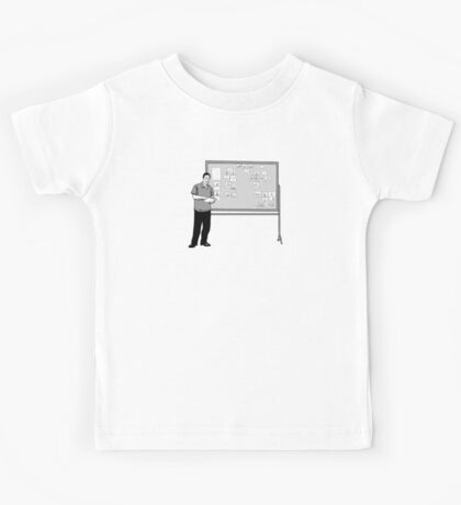 The Board Kids Tee