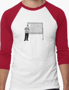 The Board Men's Baseball ¾ T-Shirt