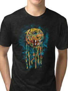 oh hai Tri-blend T-Shirt