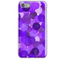 Shocked (purple) iPhone Case/Skin