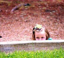 Peek A Boo! by Fetzen Fotography