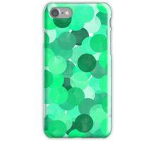 Shocked (mint) iPhone Case/Skin
