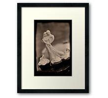 Love's Embrace Framed Print