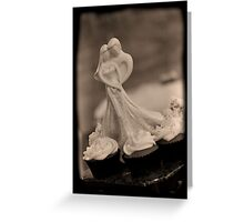 Love's Embrace Greeting Card