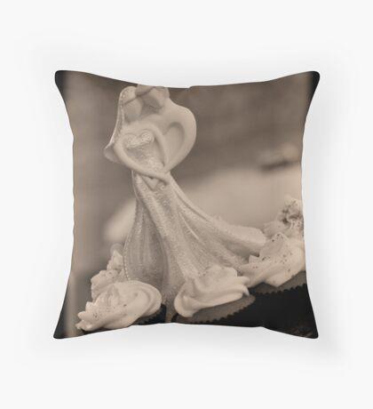 Love's Embrace Throw Pillow