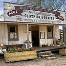 Clothier & Draper ~ Australian Pioneer Village, Wilberforce by Rosalie Dale