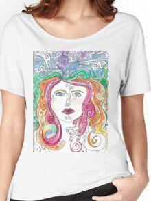 Hair goals Women's Relaxed Fit T-Shirt