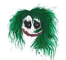 The Joker. Why so serious? by instantgaram