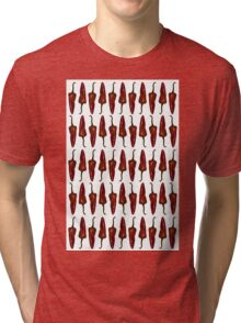 Red Hot Madness Tri-blend T-Shirt
