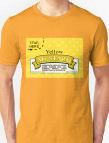 Mustard Pack Skin T-Shirt