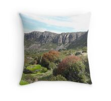 West Wall 2 Throw Pillow