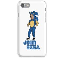 John Sega iPhone Case/Skin