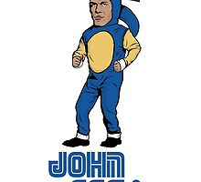 John Sega by Guissepi