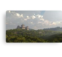 Temple Valley Canvas Print