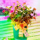 Happy Flowers. by Vitta