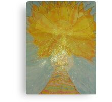 PATH WAY TO THE DIVINE. Canvas Print