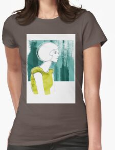 Irma Womens Fitted T-Shirt