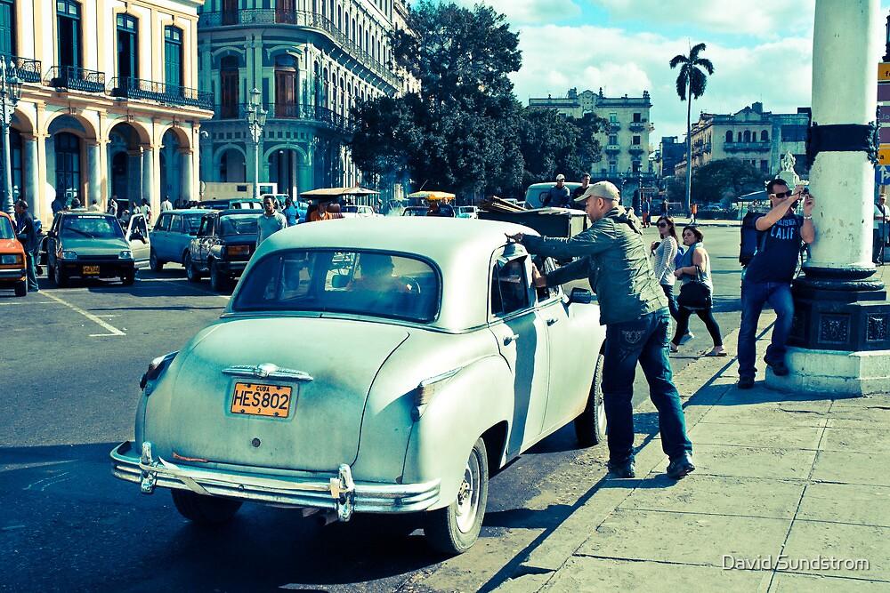 Streets Of Havana #2 by David Sundstrom