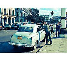 Streets Of Havana #2 Photographic Print