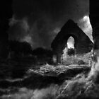 Abbey ruins - prints and stationery only by Agnes McGuinness