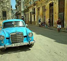 Cuban Merc  by Rob Hawkins