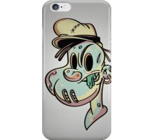 Brains and Spinach iPhone Case/Skin