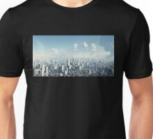 Future City - Veterans of Forgotten Wars Unisex T-Shirt
