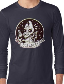 Science!!! Long Sleeve T-Shirt