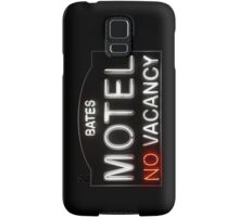 Bates Motel - Neon Sign - iPhone Case Samsung Galaxy Case/Skin