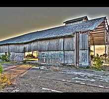 Abandoned Old Shack by LJ_©BlaKbird Photography