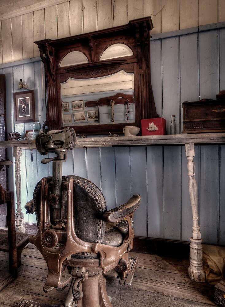 Take a seat by Jason Ruth
