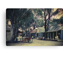 Australian Pioneer Village, Wilberforce Canvas Print