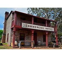 Australiana Pioneer Village. Photographic Print