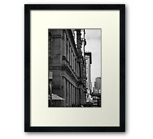 Architecture I Framed Print
