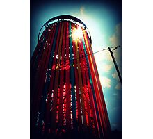 Ribbon Tower. Photographic Print