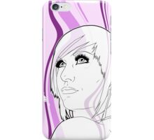 Lashes iPhone Case/Skin