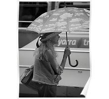 It's Raining #2 Poster